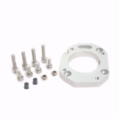 Picture of HYBRID RACING K-SERIES THROTTLE BODY ADAPTER 70mm