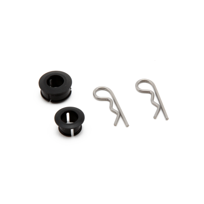 Picture of HYBRID RACING DELRIN SHIFTER CABLE INSERTS (02-06 RSX)