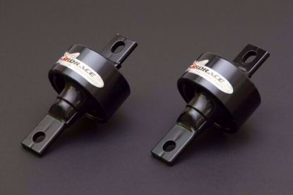 Picture of Hardrace Rear Trailing Arm Bushes (Hardened Rubber) - Honda Civic/CR-X EF/EG/EK, Integra DC2