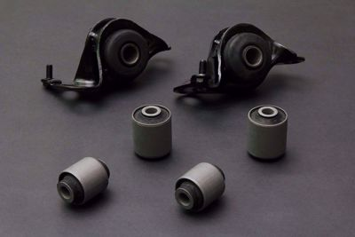 Picture of Hardrace Front Lower Arm Bushes Set (Hardened Rubber) - Honda Integra DC2, Civic EG