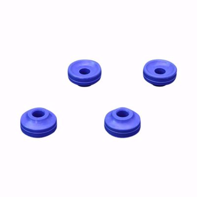 Picture of HARDRACE REINFORCED TPV UPPER AND LOWER STRUT MOUNT BUSHES 4PC SET HONDA CIVIC EF EG EK INTEGRA DC2 88-00