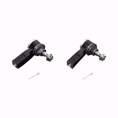Picture of HARDRACE UPGRADED TIE ROD ENDS 2PC SET [FOR 6988] HONDA CIVIC ES EU EP3 01-05