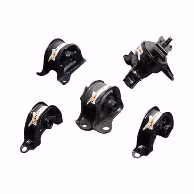 Picture of HARDRACE STREET SERIES HARDENED ENGINE MOUNT 5PC SET HONDA CIVIC EK 96-00