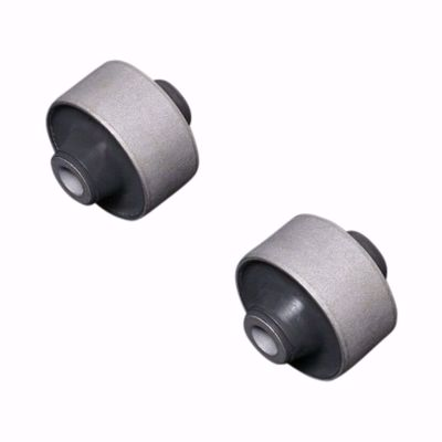 Picture of HARDRACE HARDENED RUBBER FRONT LOWER ARM COMPLIANCE BUSHES 2PC SET HONDA CIVIC EP3 INTEGRA DC5 01-05