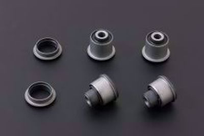 Picture of HARDRACE HARDENED RUBBER REAR KNUCKLE/AXLE BUSHES 6PC SET HONDA CIVIC FD 06-