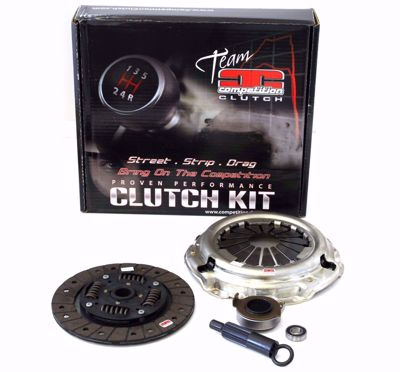 Picture of COMPETITION CLUTCH EP3_DC5 (K) SERIES - 6 SPEED - STAGE 1.5 - ORGANIC GRAVITY