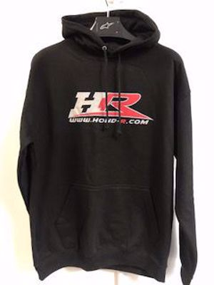 Picture of Hond-R lightweight, hoody with embroidered logo